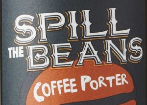 Spill The Beans Label