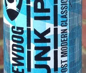 BREWDOG Punk IPA Logo