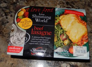 Slimming World Beef Lasagne