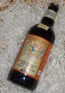Old Farts Ruby Ale Bottle