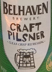 Craft Pilsner Label